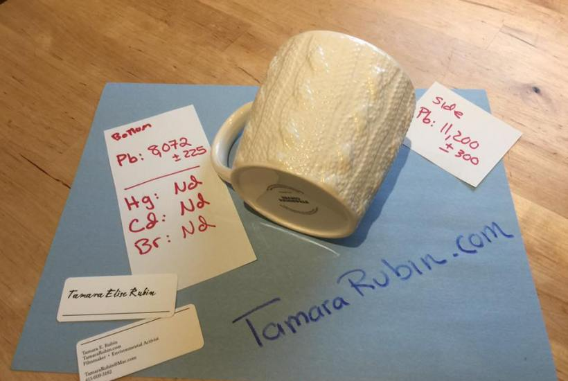 Collectable Starbucks Coffee White Ceramic Mug