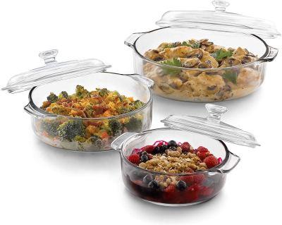 "#SaferChoices - Casserole Dishes: ""How do I choose a Lead-free casserole dish?"""