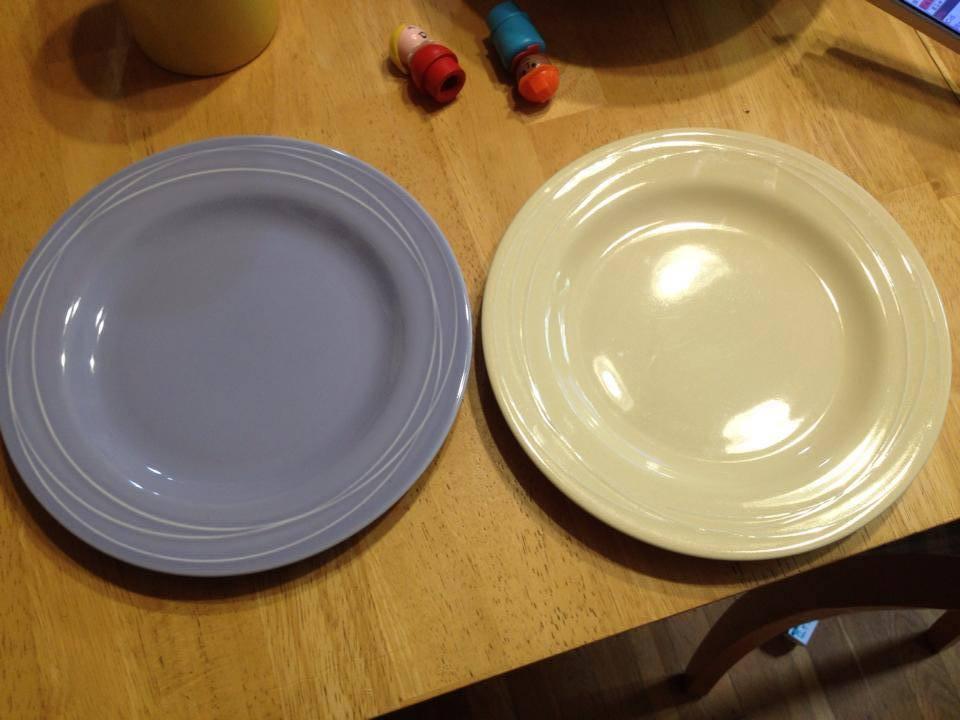 Share this & Pottery Barn Dishes \u201cSpiral\u201d Pattern | Tamara Rubin