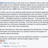 Lena Response One