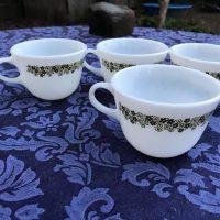 Spring Blossom Vintage Pyrex Cup Mug Tamara Rubin Lead Safe Mama 3