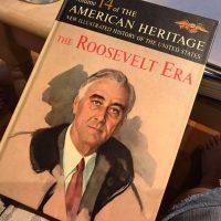 1963 The Roosevelt Era Book Tamara Rubin Lead Safe Mama 1