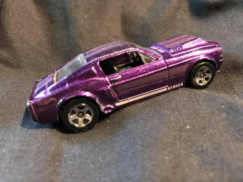 1967 Dodge Shelby GT-500 Hot Wheels By Mattel