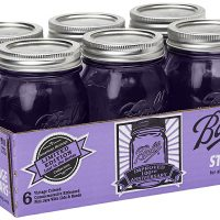 Purple Ball Jars Lead Safe Mama Tamara Rubin