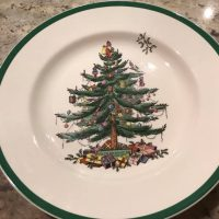 Spode Made In England Christmas Tree Tamara Rubin Lead Safe Mama 1