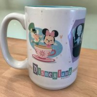 Authentic Original Disney Parks Mug Made In Thailand Tamara Rubin Lead Safe Mama 1