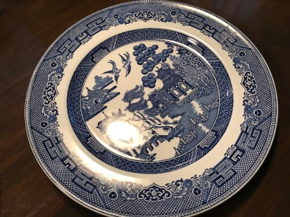 Are Blue Willow Dishes Lead Free?