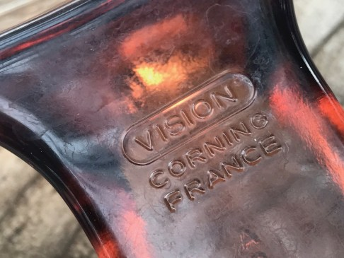 Corning Visionware: Another Example - Small Saucepan (Made in France)