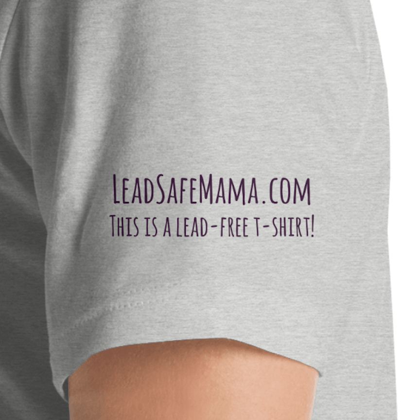 Join the sisterhood! Be among the VERY FIRST to get a #LeadSafeMama T-shirt!