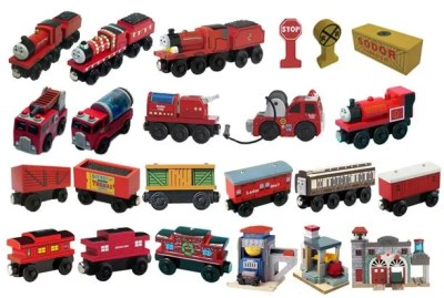 Reminder: June 2007 Thomas The Tank Engine Wooden Toy Recall. Do you still have these trains at home?