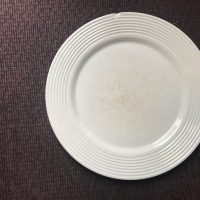 Lenox Tin Can Alley Dinner Plate Tamara Rubin Lead Safe Mama 1