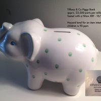 Tiffany And Co Piggy Bank Not intended for Children Lead Safe Mama