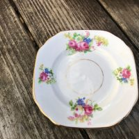 Duchess Bone China Made In England Rose Pattern Lead Safe Mama 1