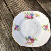 Duchess Bone China Made In England Rose Pattern Lead Safe Mama 1