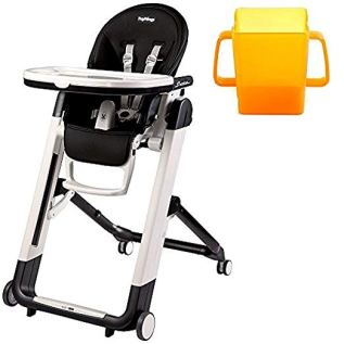 Cushion piece from 2017 Peg Perego High Chair: Lead Free