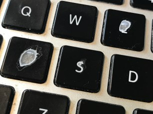 Evidence Of How Much I Type! (& a request)...