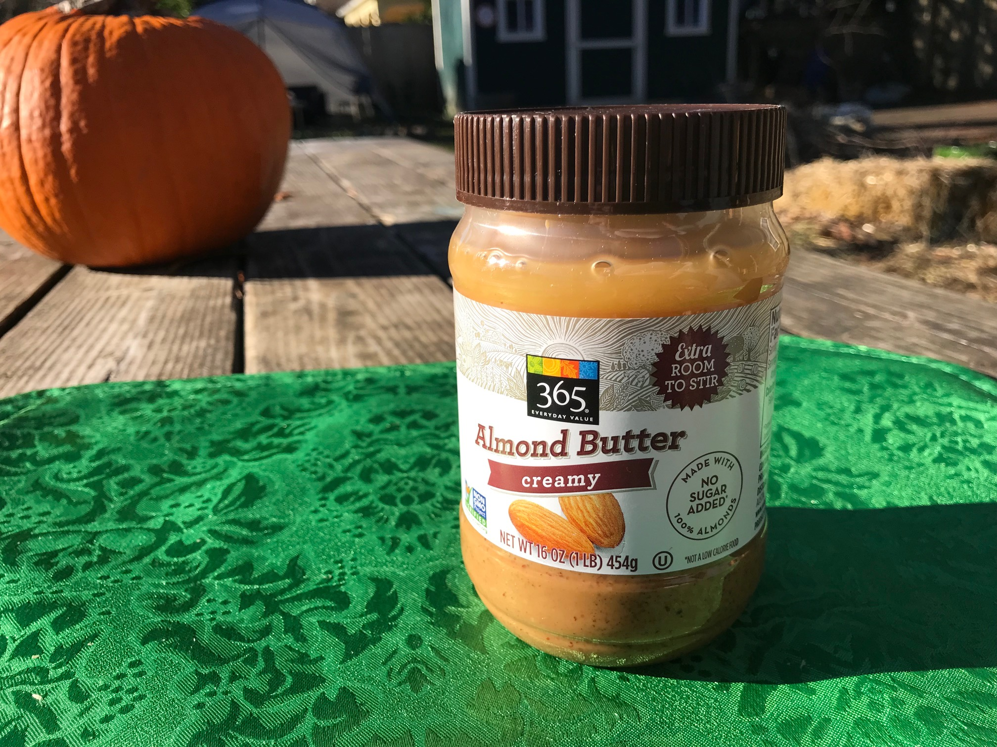 "Antimony (Sb) Found in Plastic Jar for ""365"" Whole Foods Brand Almond Butter"