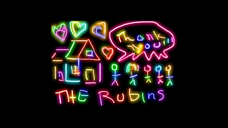 Thank you, from the Rubin Family! [An update too!]
