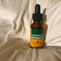 Immunattack Brown Supplment Bottle Lead Safe Mama 2