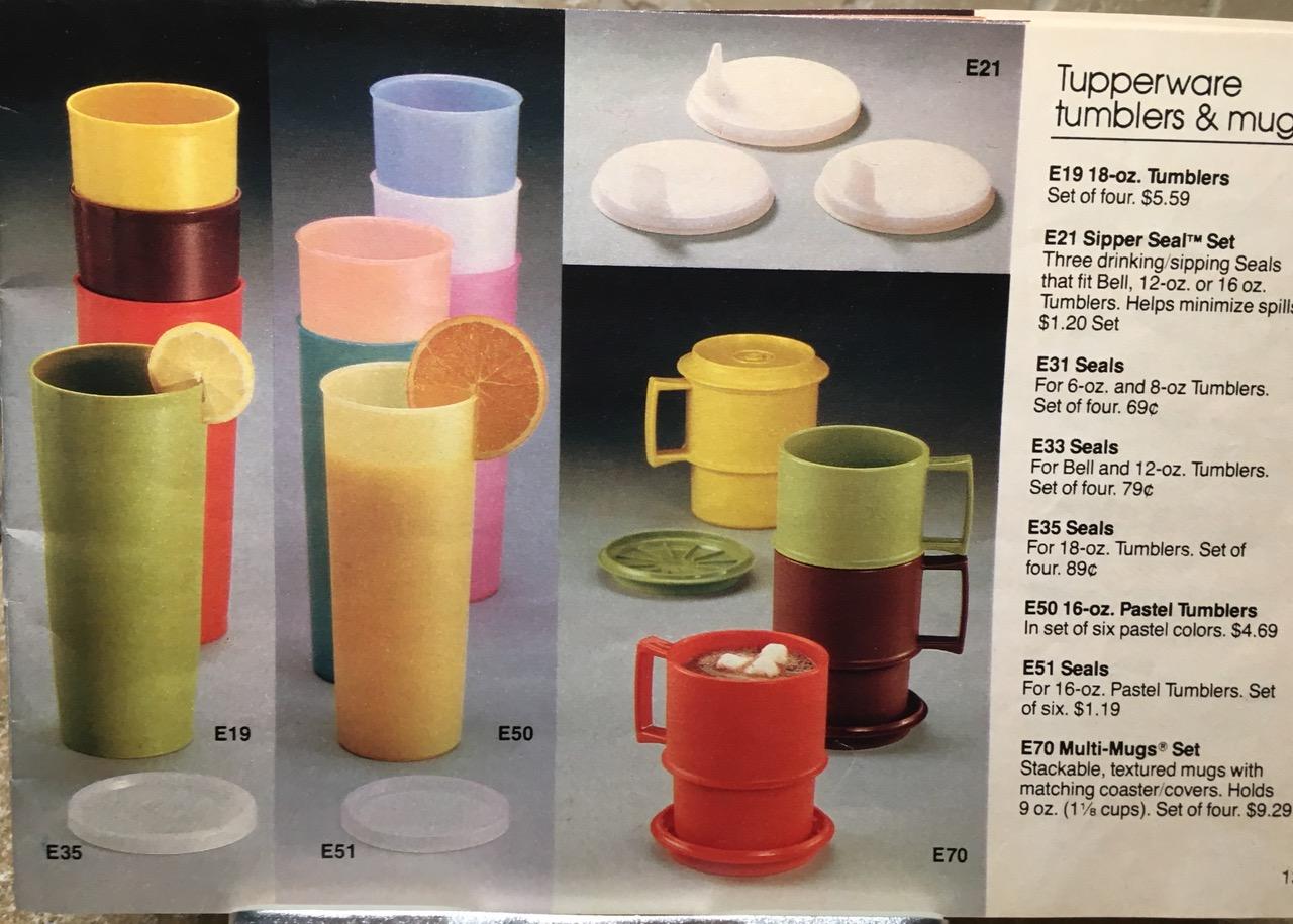 Tupperware Tumblers And Mugs Lead Safe Mama Toxic Tupperware