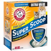 Arm And Hammer Super Scoop Litter Lead Safe Mama