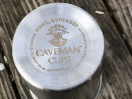 "Caveman Cups Heavy Duty ""Extreme Use"" Stainless Steel Pint Cups: #Safe! Non-detect for Lead, Cadmium, Mercury & Arsenic."