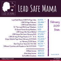 February 2019 Stats FINAL