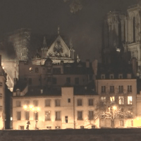 As Notre Dame Burns April 2019 Lead Safe Mama