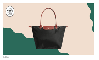 Longchamp Le Pilage bag (more than 30,000,000 sold & a Kate Middleton favorite) tests positive for unsafe levels Lead.