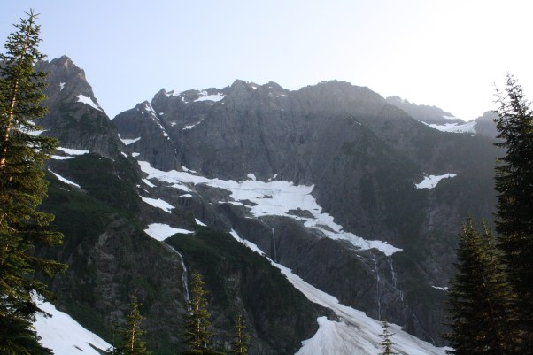 North Cascades National Park Waterfalls, digital photography, prices starting at $25.00