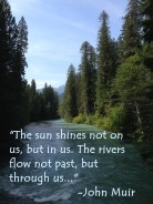 Skagit River, North Cascades National Park, WA