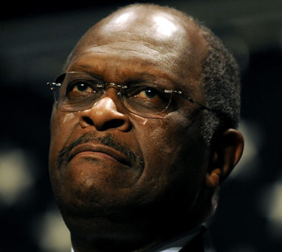 Herman Cain Is Dropping Out of the Presidential Race!