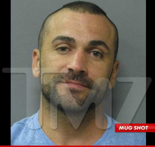 Willie Hantz is in the Clink for DUI