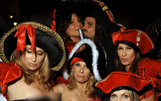 Real Housewives of New York Gone  Wild?