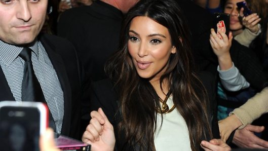 What's Wrong With This Picture?: Kim K's New Face