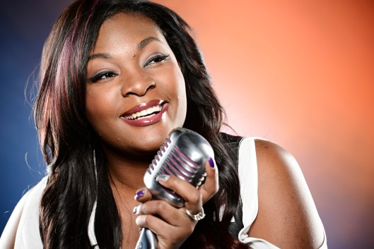 AMERICAN IDOL: Candice Glover. CR: Michael Becker / FOX. Copyright: FOX.