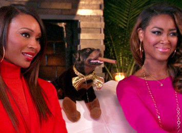Triumph The Insult Dog Visits The Real Housewives of Atlanta