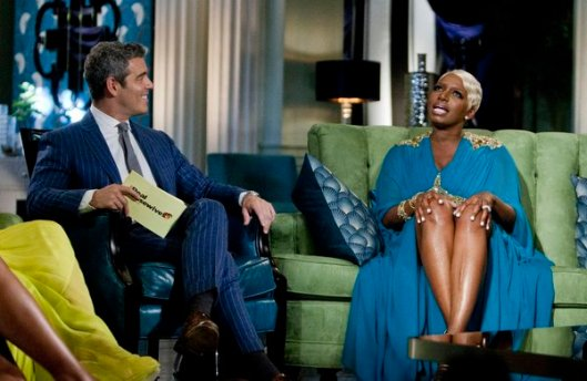 Real Housewives of Atlanta Reunion Part 2: Nene Leakes Confronts Phaedra Parks For Approaching Her Estranged Sisters!