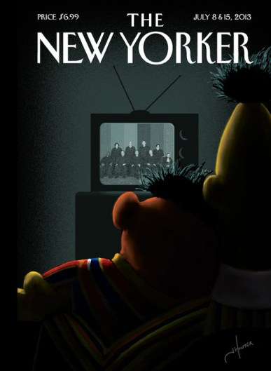 What's Wrong With This Picture? Bert and Ernie Version.