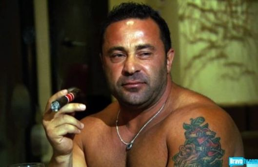 Joe Giudice Scores Job In The Prison Gym