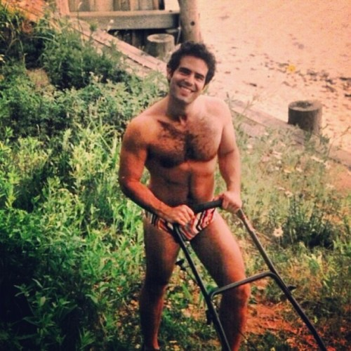 Andy Cohen Speedo