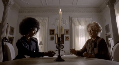 AHS Coven truce signing