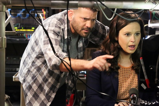 Scandal Recap: I Have So Many Questions!  The Mellie Episode