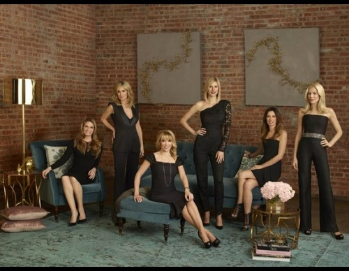Cast of Real Housewives of New York Season 6