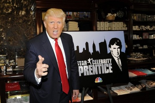 New Season of Celebrity Apprentice Filming Now in NYC