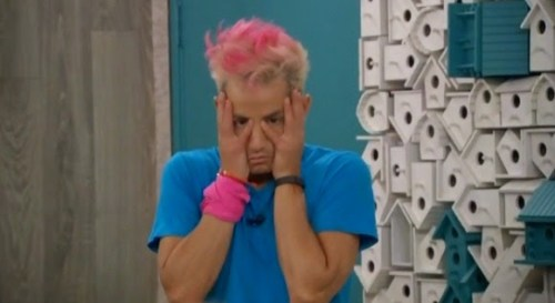 BB16 Frankie Frustrated