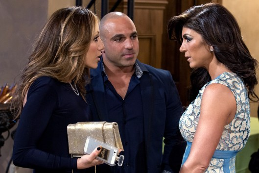 Real Housewives of New Jersey Recap: What A Difference A Plea Deal Makes