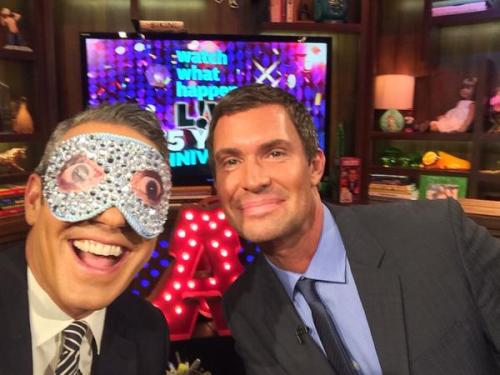 WWHL Andy and Jeff