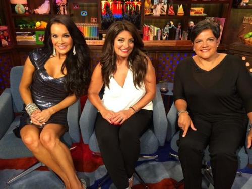 WWHL Kathy and Rosie