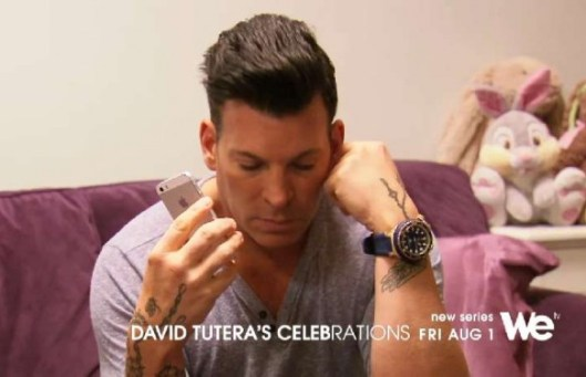 David Tutera's CELEBrations: Taylor Armstrong's Wedding